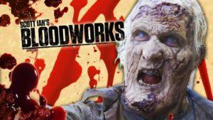 "Scott Ians (Anthrax) Zombie-Tod in einer Gastrolle bei ""The Walking Dead"""