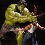 The Secret Life of superheroes toys