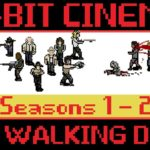 El Staffel Walking Dead 1 & 2 en un Resumen de 8 bits