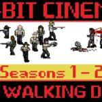 The Walking Dead Staffel 1 & 2 in an 8-bit Summary