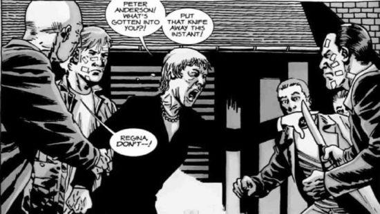 Wenn sich das Staffelfinale von The Walking Dead an den Comics orientiert