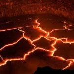Volcano i close-up: Kilauea – Kold ild