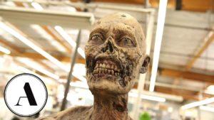 """Wie die Zombies von """"The Walking Dead"""" gemacht werden"""