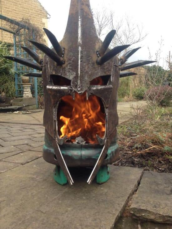 Witch-king of Angmar oven