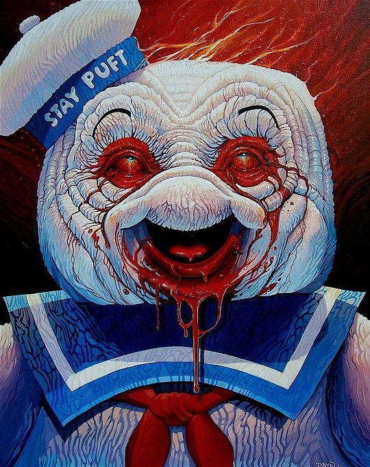 Ilustraciones de Digitaces de David MacDowell