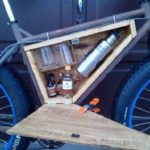 Minibar for the bicycle