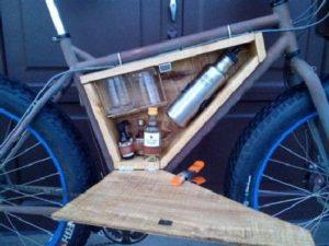 Fahrrad Minibar