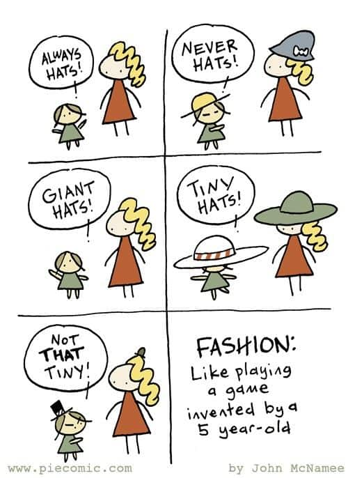 Fashion in a Nutshell