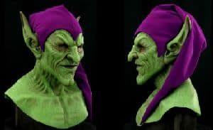 Absolut geniale Green Goblin Maske