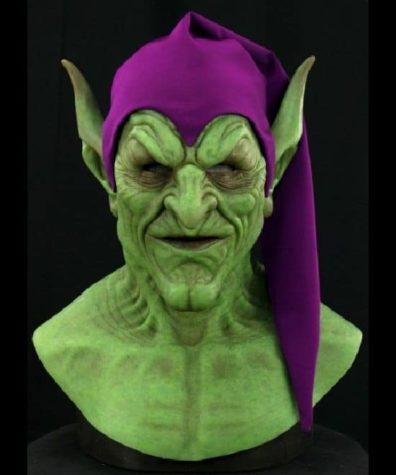 Duende Verde Maske