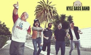 Album anmeldelse: Kyle Gass Band - Kyle Gass Band
