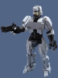Lego Robocop