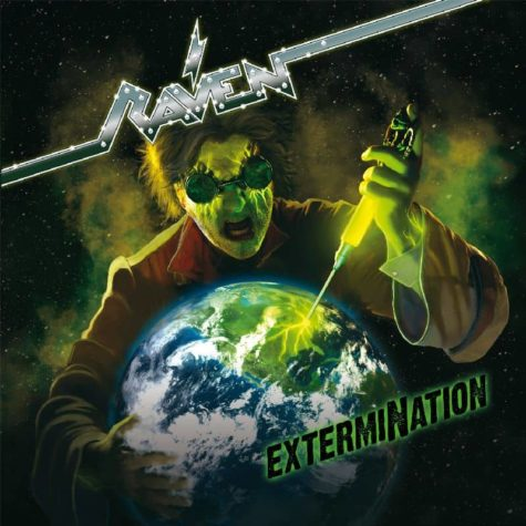 Album Review: Raven - ExtermiNation