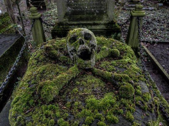 Czaszka Graveyard