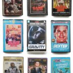 VHS Cover for series and movies of today