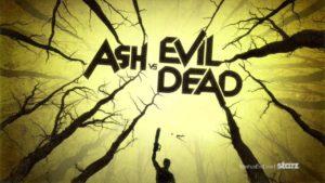 Ash vs Evil Dead – Typo Teaser