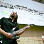 Cern researcher suddenly make Heavy Metal