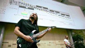Cern-Forscher machen plötzlich Heavy Metal