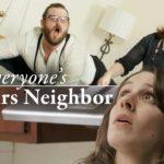 Allas våningen grannar