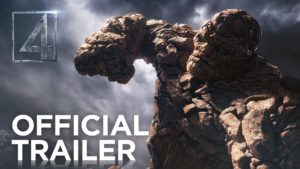 Fantastic Four (2015) – Trailer (HD)