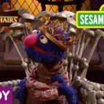 """Game of Thrones"" Parodi av Sesame Street"