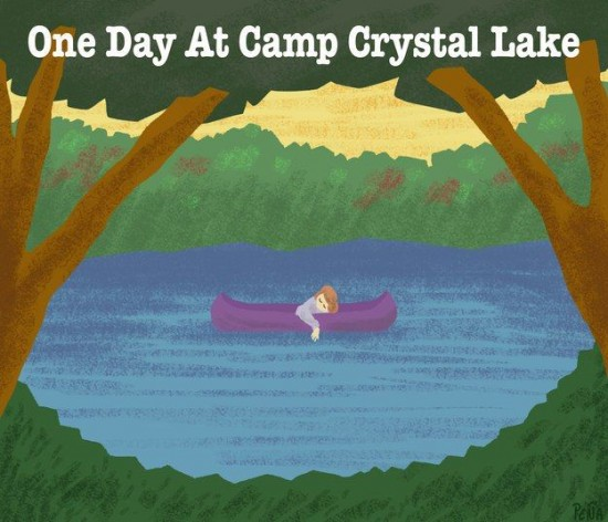A group of young children experience their first sleep-away camp while their counselors have sex everywhere.