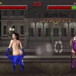 Mortal Kombat: Kim Kardashian vs.. Schwesta Eve