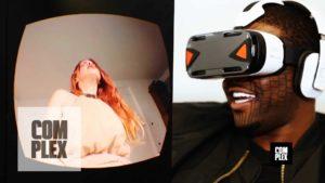 Rapper erleben zum ersten mal Virtual Reality Porn