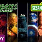 Sesame Street: los Aveggies – Edad de Bon Bon (parodia Vengadores)