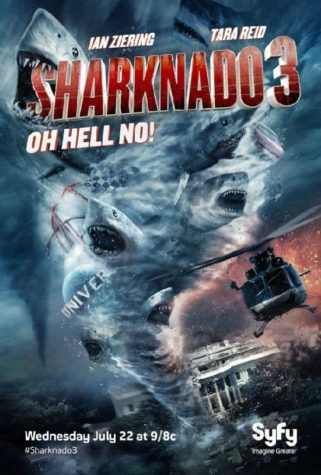"""Sharknado 3"" is Coming"