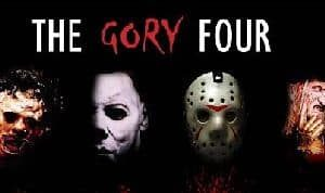 The Gory Four - Infografik