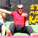 Stop-Motion Gerçek Hayat Mario Kart