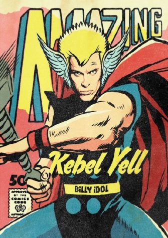 Billy Idol als Thor