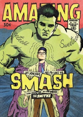 Morrissey als Hulk