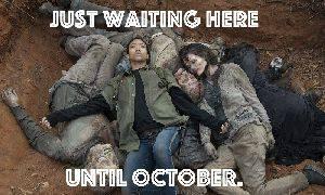 Warten auf Oktober!