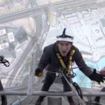 Wie das höchste Gebäude der Welt gereinigt wird