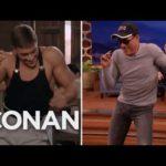 """26 années plus tard: Jean-Claude Van Damme danse à nouveau le """"Kickboxer"""""""