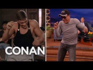 "26 år senare: Jean-Claude Van Damme tanzt noch einmal den ""Kickboxer"""