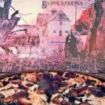 Negro Sabbath pizza