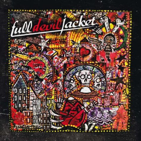 Album Review: Full Devil Jacket - Valley of Bones