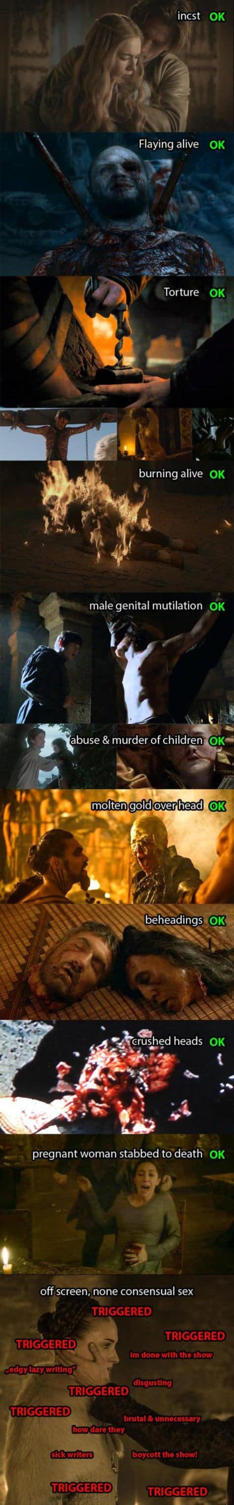 Game of Sygdomme