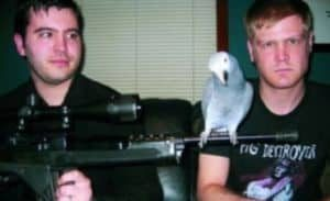 Hatebeak: Death Metal zespół z papugą jako piosenkarka