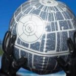 Death Star Water Polo with light effects
