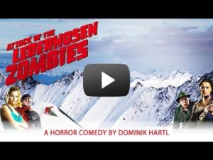 Attack of the Lederhosenzombies – Teaser