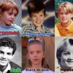 The early years of the Avengers