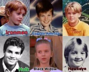 Die frühen Jahre der Avengers