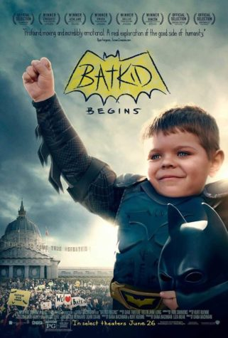 BatKid Begins - cartaz