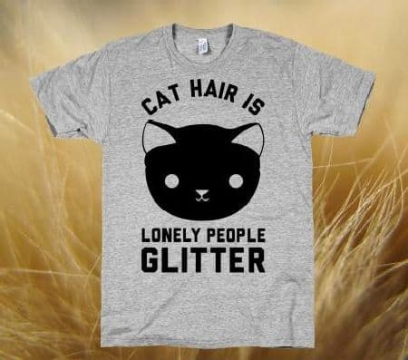 Kedi Saç Lonely People Glitter mi