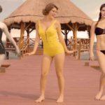 La evolución del bikini de
