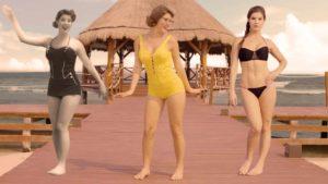 Die Evolution des Bikinis